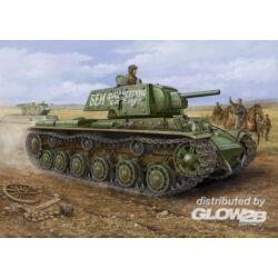 Hobby Boss Russian KV -1'S Ehkranami tank 1:48 (84811)