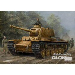 Hobby Boss German Pz.Kpfw KV-1 756( r ) tank 1:48 (84818)