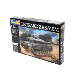 Revell Leopard 2 A6/A6M 1:72 (3180)