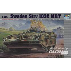 Trumpeter Schweden Strv 103C MBT 1:35 (310)