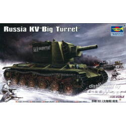 Trumpeter Russian KV ''Big Turret'' 1:35 (311)