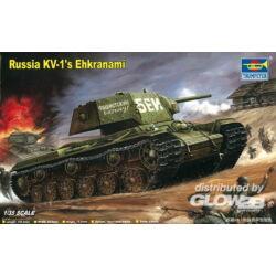 Trumpeter Russian KV-1's Ehkranami 1:35 (357)