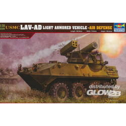 Trumpeter USMC LAV-AD Air Defense 1:35 (393)