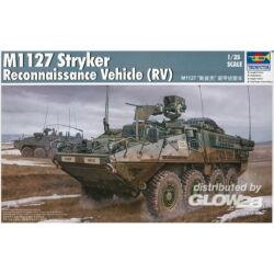 Trumpeter M1127 Stryker RV 1:35 (395)