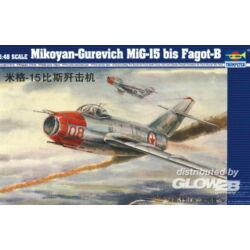 Trumpeter MiG-15 bis Fagot 1:48 (2806)