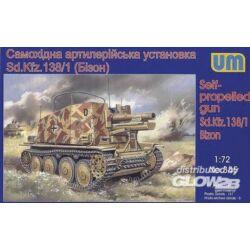 Unimodel Sd.Kfz 138/1 Bison 1:72 (345)