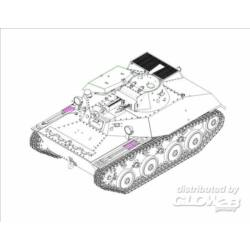 Hobby Boss Russian T-40 Light Tank 1:35 (83825)
