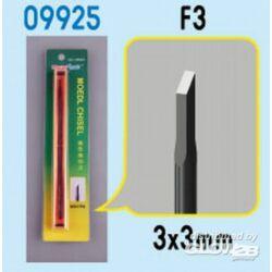 Trumpeter Master Tools Model Chisel - F3 (9925)