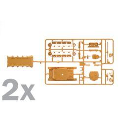 Italeri SdKfz.161 PzKpfw. IV F1 (easykit 2pcs) 1:72 (7514)