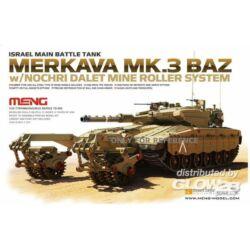 Meng Israel Main Battle Tank Merkava Mk.3 BAZ 1:35 (TS-005)