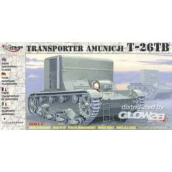 Mirage Hobby Munitionstransporter T-26 TB 1:72 (72607)