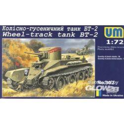 Unimodel Light Tank BT-7 (1935) 1:72 (310)
