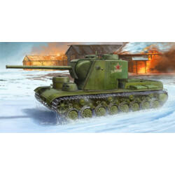 Trumpeter KV-5 Super Heavy Tank 1:35 (5552)