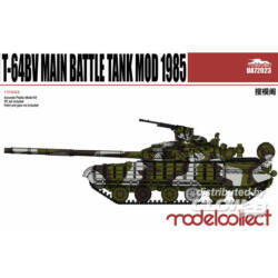 Modelcollect T-64BV Main Battle Tank Mod 1985 1:72 (UA72023)