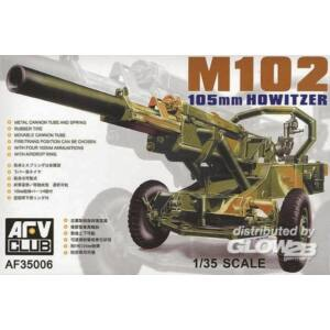 AFV Club M102 105mm Howitzer 1:35 (AF35006)