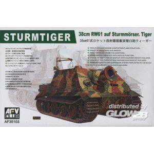AFV Club Sturmtiger 38cm RW61 1:35 (AF35103)