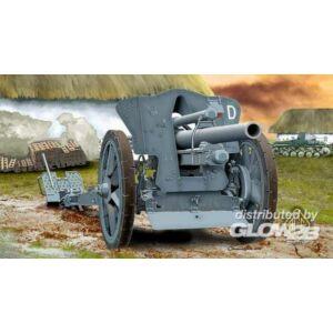 ACE German le FH18 10,5 cm Field Howitzer 1:72 (ACE72216)