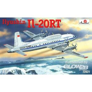 Amodel Ilyushin IL-20RT 1:72 (72021)