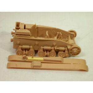 Hobby Boss 4,7cm Pak(t) Sfl.auf Fgst. 35 R 731(f) 1:35 (83807)