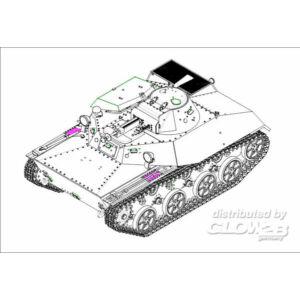 Hobby Boss Russian T-30S Light Tank 1:35 (83824)