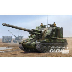 Hobby Boss French GCT 155mm AU-F1 SPH 1:35 (83834)