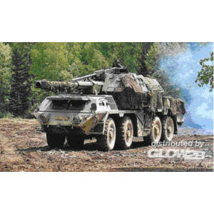 Hobby Boss 152mm ShkH DANA vz. 77 1:35 (85501)