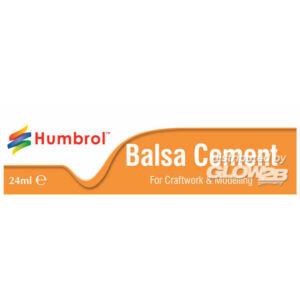 Humbrol cement for balsa 24 ml (AE0603)