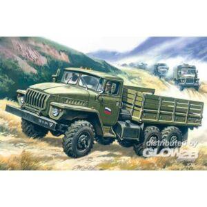 ICM URAL-4320 military truck 1:72 (72611)