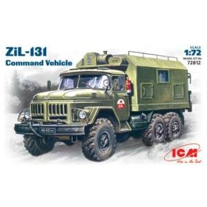 ICM ZIL-131 Command Wings 1:72 (72812)