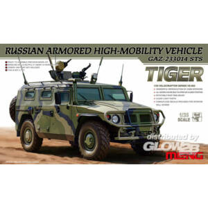 Meng Russian Armored High-Mobility 1:35 (VS-003)