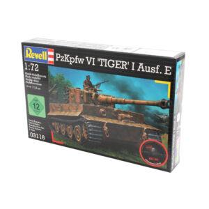 Revell PzKpfw VI 'Tiger' I Ausf. E 1:72 (3116)