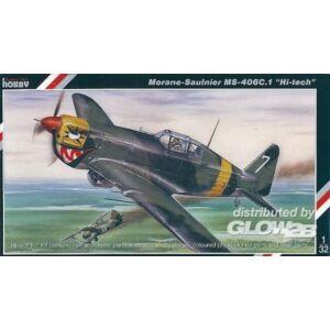 Special Hobby Morane Saulnier MS-406C.1 Hi-tech 1:32 (32019)