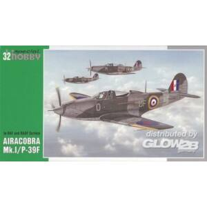 Special Hobby Airacobra Mk. I/P-39F In RAF and RAAF Service 1:32 (32025)