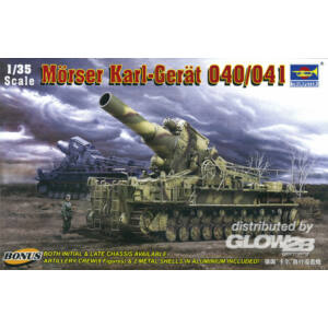 Trumpeter Mörser KARL-Gerät 040/041 1:35 (00215)