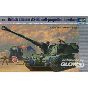 Trumpeter British 155 mm AS-90 SPH 1:35 (324)