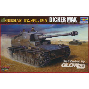 Trumpeter German Pz.Sfl. IVa Dicker Max 1:35 (348)