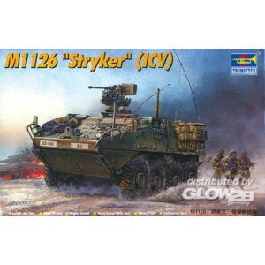 Trumpeter M1126 Stryker (ICV) 1:35 (375)