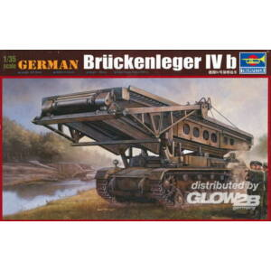 Trumpeter German Brückenleger IV b 1:35 (390)