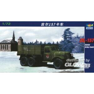 Trumpeter 1104 Chinesischer Tank-LKW Jiefang CA-30 in 1:72