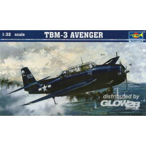 Trumpeter Grumman TBF-3 Avenger 1:32 (02234)