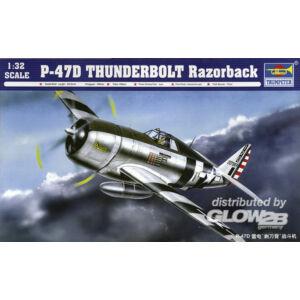 Trumpeter P-47D Razorback Fighter 1:32 (02262)
