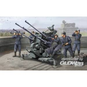 Trumpeter FLAK 38 (German 2.0cm anti-aircraft guns 1:35 (02309)