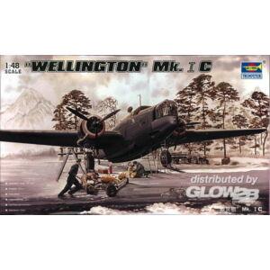Trumpeter Wellington MK.1C 1:48 (02808)