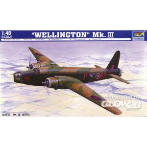 Trumpeter Wellington Mk. III 1:48 (02823)