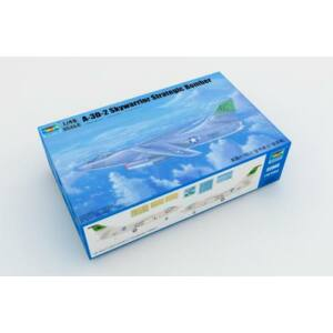 Trumpeter A-3D-2 Skywarrior Strategic Bomber 1:48 (02868)