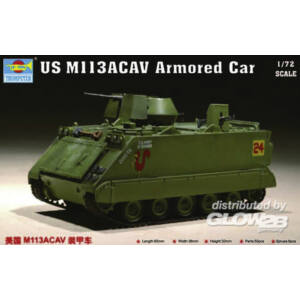 Trumpeter US M 113 ACAV Armored Car 1:72 (7237)