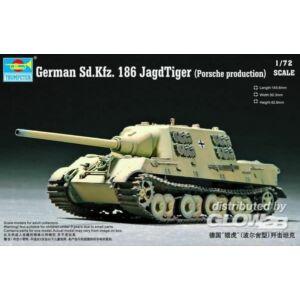 Trumpeter German Sd.Kfz.186 Jagdtiger (Porsche model) 1:72 (7273)