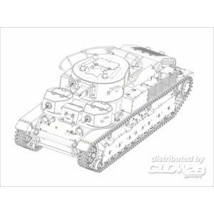 Hobby Boss Soviet T-28 Medium Tank (Early) 1:35 (83851)