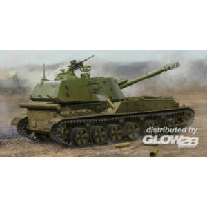 Trumpeter Soviet 2S3 152mm Self-Propeller Howitzer 1:35 (5567)