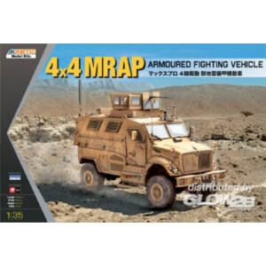 Kinetic 4x4 MRAP Armored Fighting Vehicle 1:35 (61011)